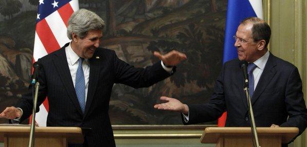 Керри и Лавров, vigiljournal.com