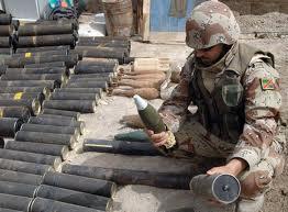 Солдат США
