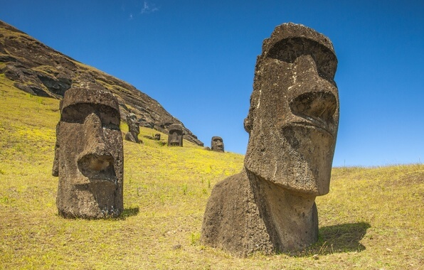 Остров Пасхи, Отдых в Чили, vigiljournal.com