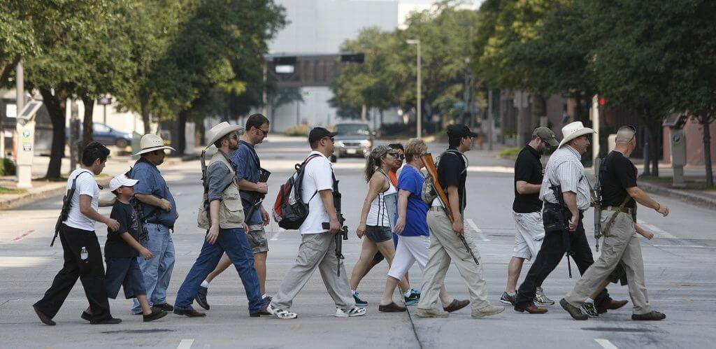 Оружие граждан США, преступность в США, vigiljournal.com