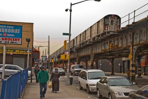 Опасный районы Нью-Йорка, преступность в США, vigiljournal.com