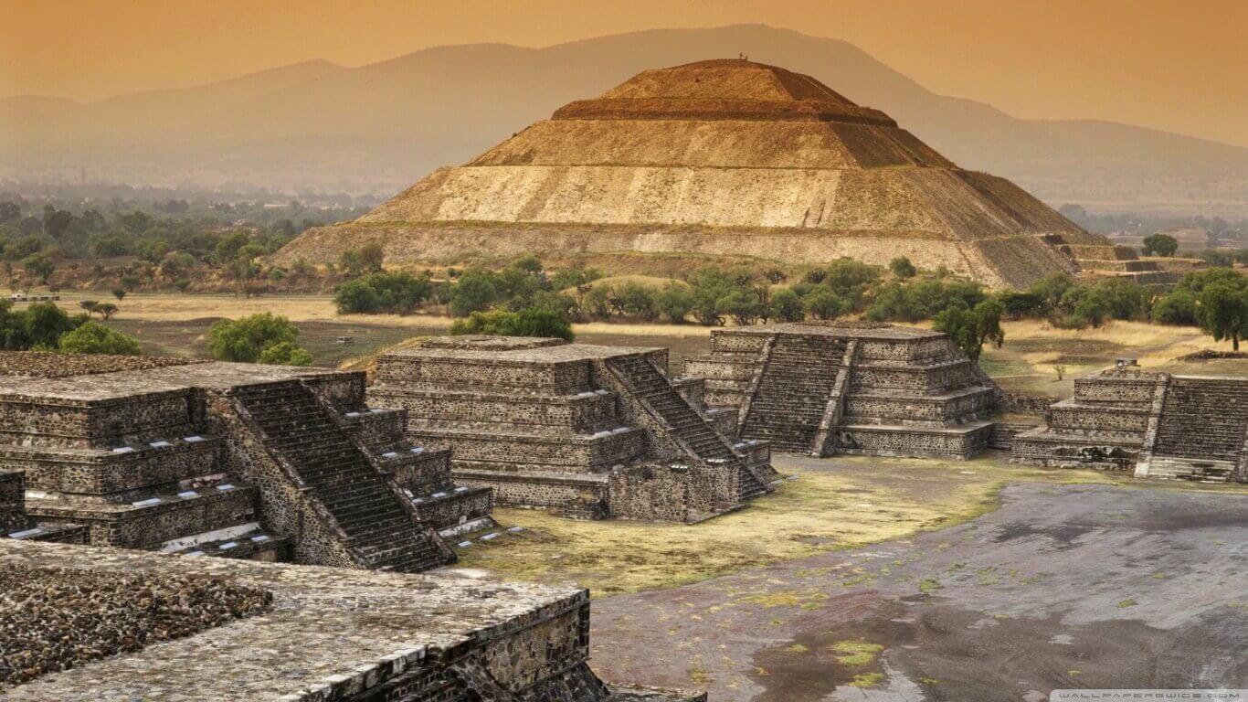 Каменный город, Историческая загадка пирамид Паленке, vigiljournal.com