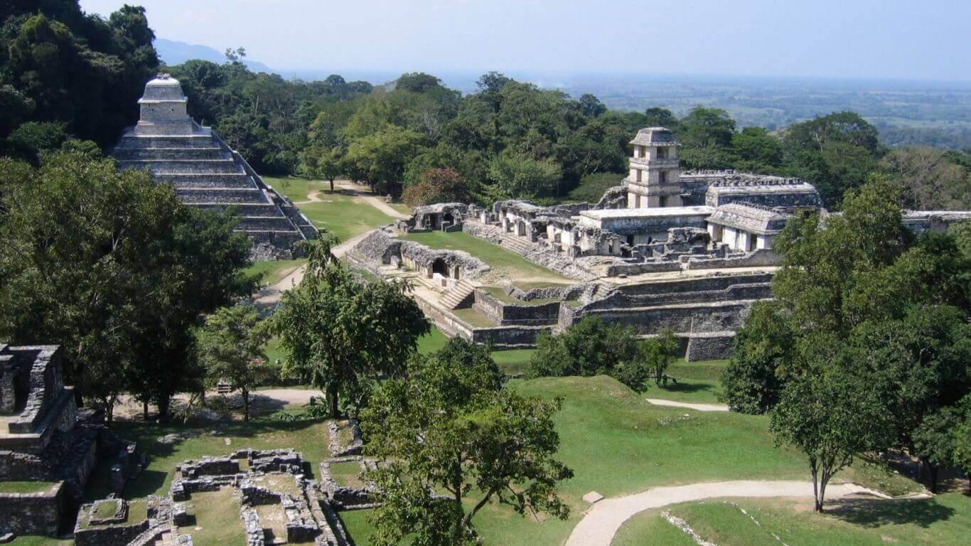 Храм надписей, Историческая загадка пирамид Паленке, vigiljournal.com