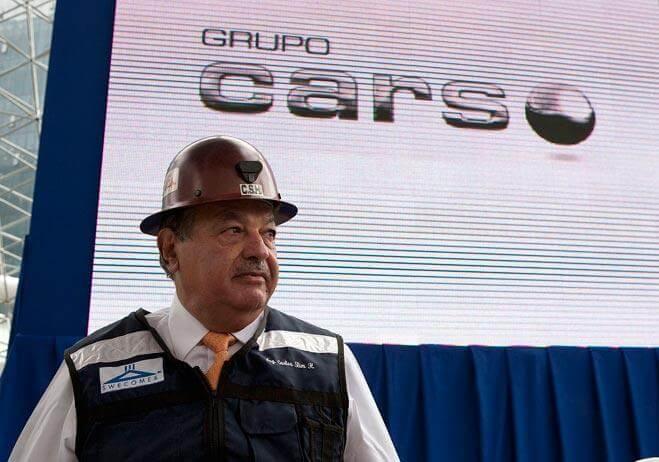 Карлос Слим Элу, Carso Group, vigiljournal.com