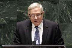 Сергей Рябков, заместитель Министра иностранных дел России