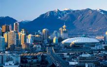 Ванкувер - город в Канаде