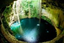 Сеноты - подземные лабиринты древних майя