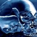Хрустальный череп цивилизации майя