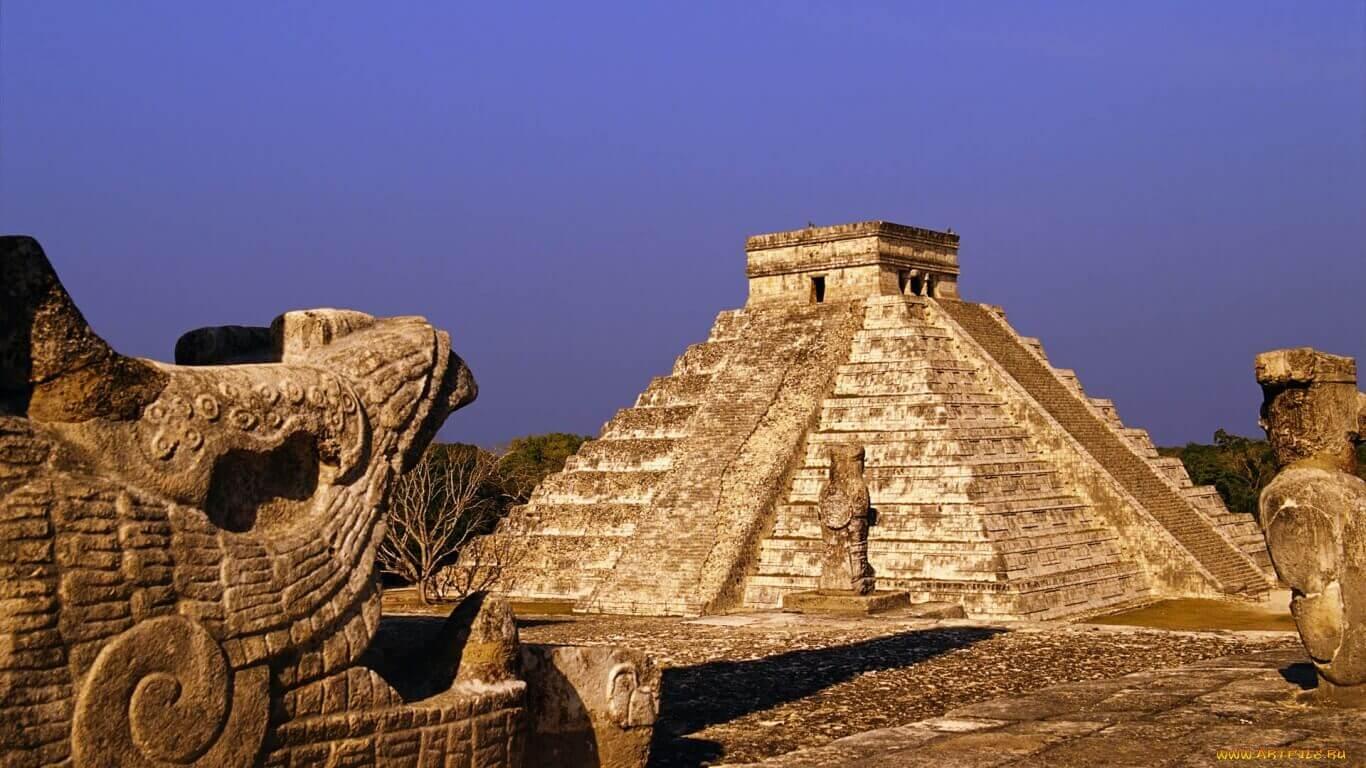 Обои мексика, город майя, древние цивилизации, паленке. Города foto 12