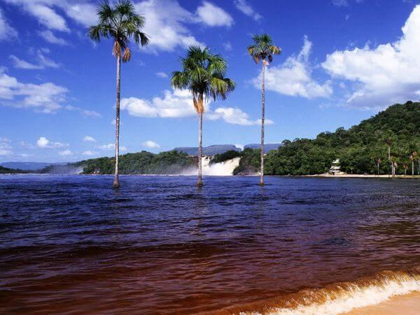 Парк Канайма, Венесуэла