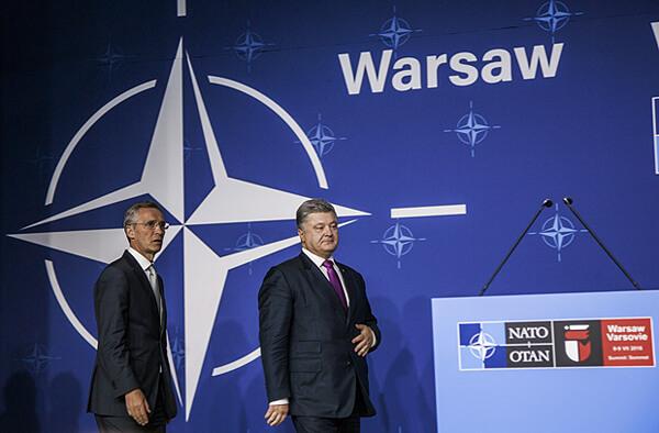 Ukraine and NATO