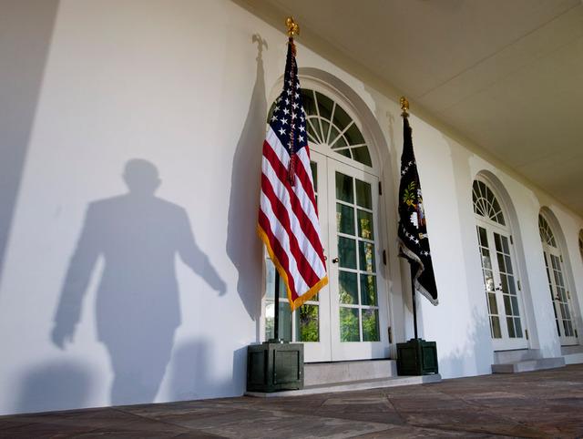 La sombra de Obama