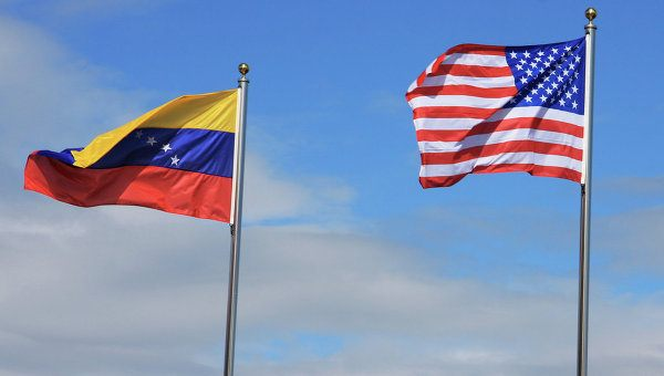 USA and Venezuela