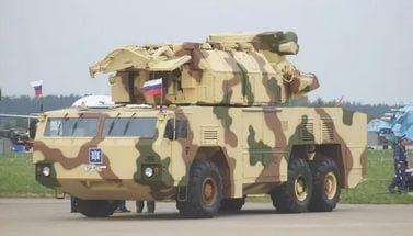 Система ПВО Тор-М2КМ