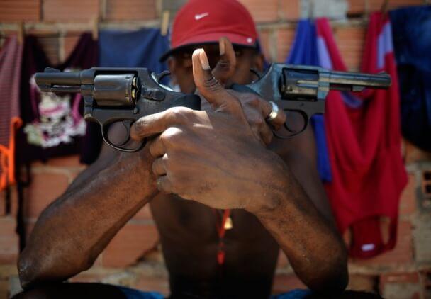 Банды Бразилии, Преступность в Бразилии, vigiljournal.com