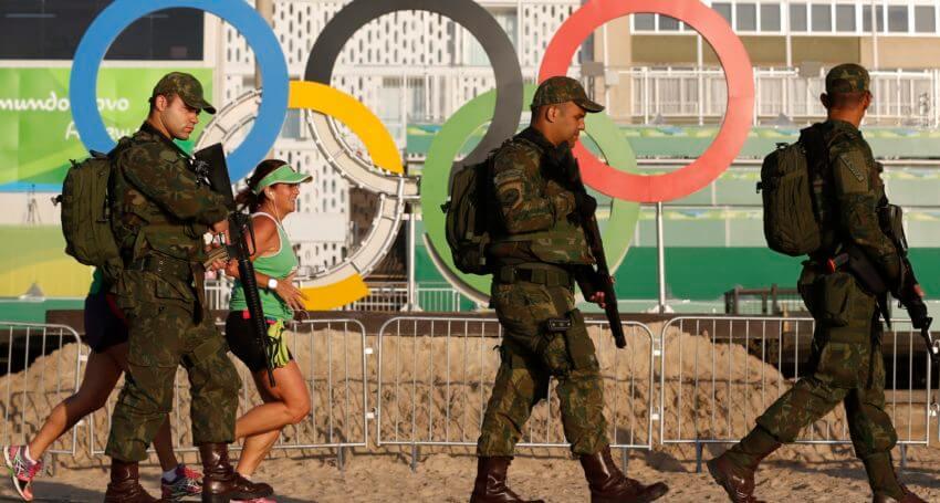 Охрана пляжей в Бразилии, Преступность в Бразилии, vigiljournal.com