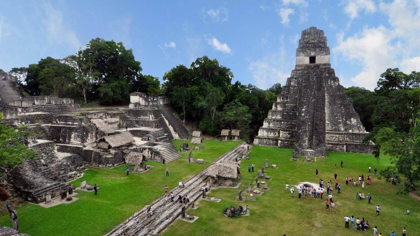 Дворец правителей, Историческая загадка пирамид Паленке, vigiljournal.com