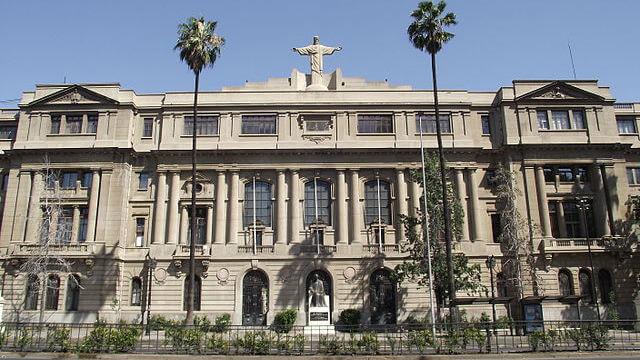 Католический Университет Чили, vigiljournal.com