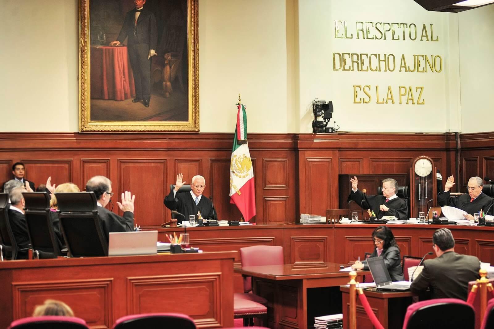 Суды в Мексике, vigiljournal.com