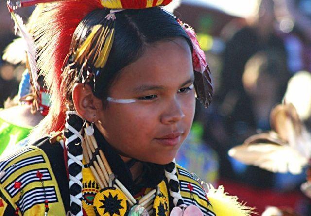 Индейцы Канады