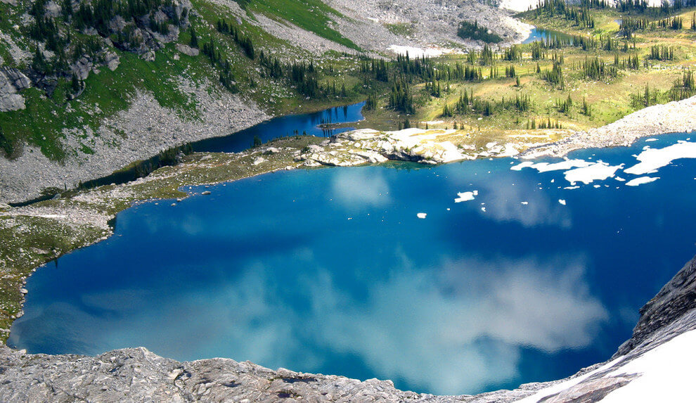Lake Kootenay, lakes of North America