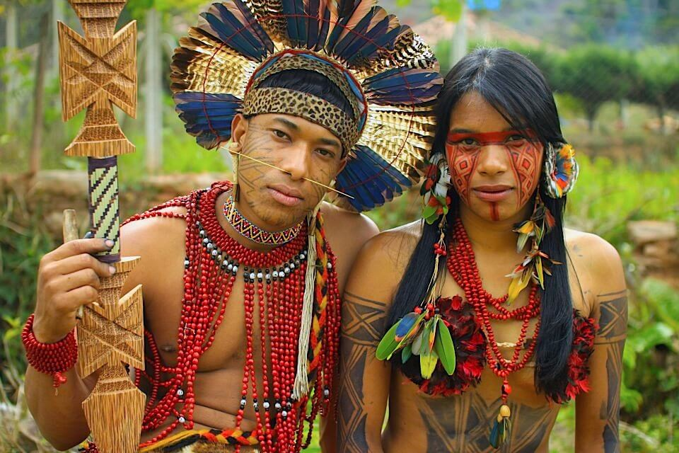 Indians of Ecuador