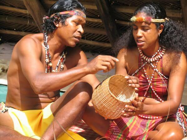 Caraibes Indians