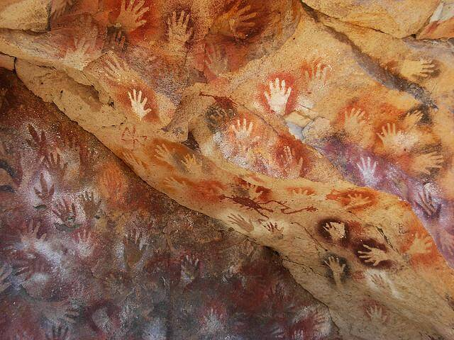 Пещера Куэва-да-лас-Манос