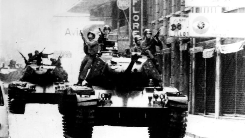 Military coup in Chile