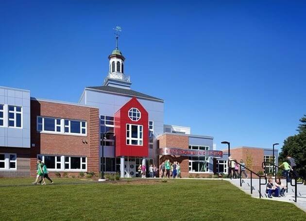 Школы в Америке