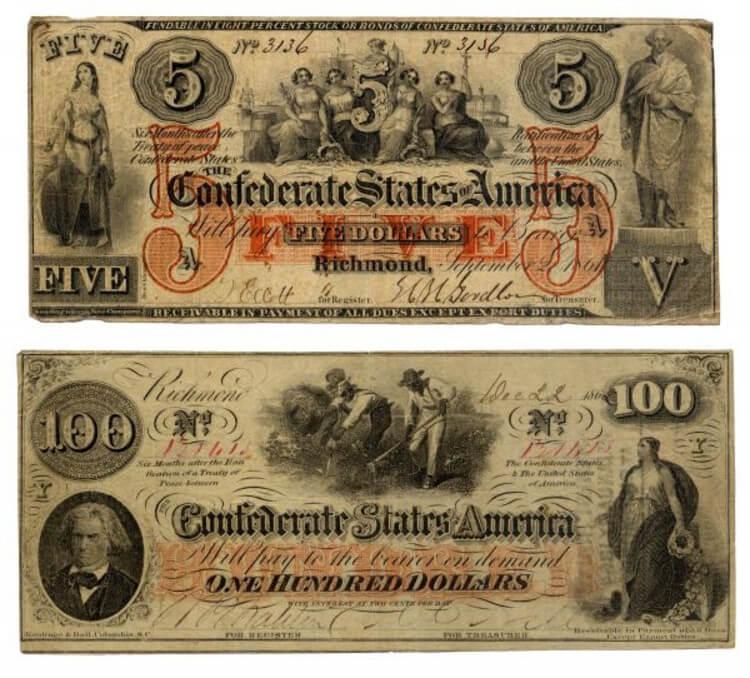 история доллара