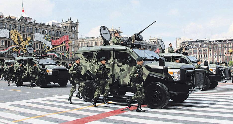 ВПК Мексики, vigiljournal