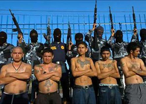 gangsters in Mexico