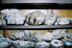 Камни Ики - загадочная каменная библиотека, vigiljournal.com