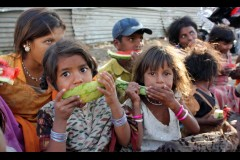 Голод в Венесуэле