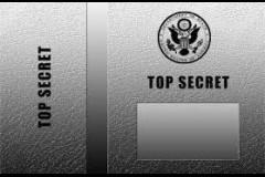 """Папка ЦРУ """"Совершенно секретно"""""""