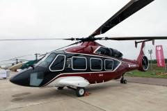 Российский вертолет