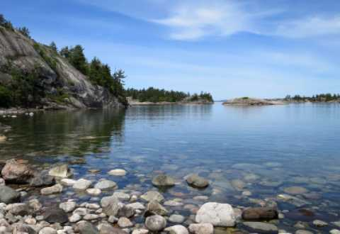 Где находится озеро Онтарио