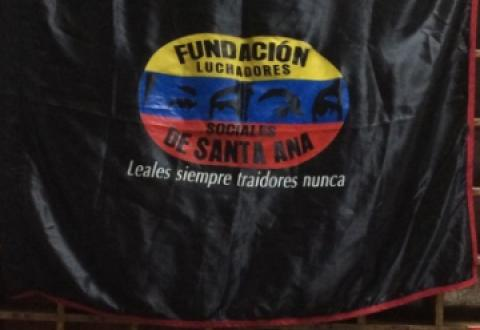 Colectivo Luchadores Socialistas de Santa Ana, vigiljournal.com