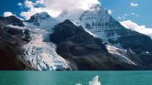 Озера Северной Америки - озеро Берг, vigiljournal.com