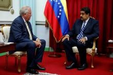 Мадуро и Шеннон