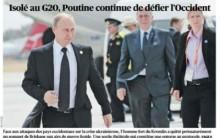 Путин G20, vigiljournal.com