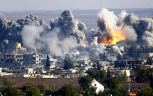 Разрушения в Сирии